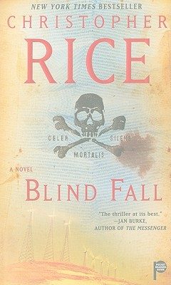 Blind Fall - Rice, Christopher