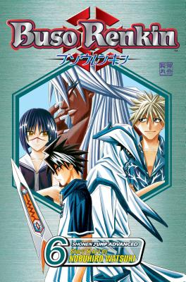 Buso Renkin: Volume 6 a New Mission -