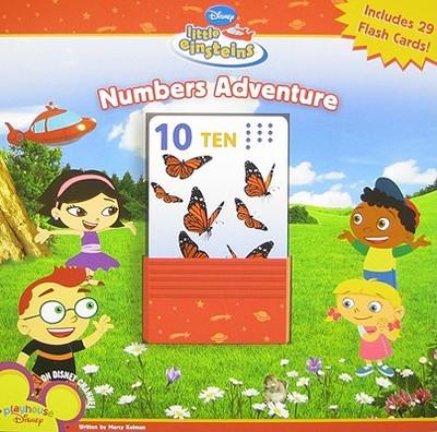 Disney's Little Einsteins: Numbers Adventure - Kelman, Marcy