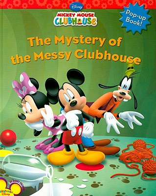 The Mystery of the Messy Clubhouse - Feldman, Thea