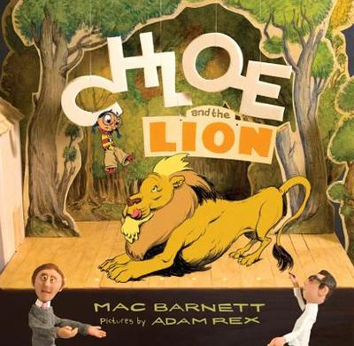 Chloe and the Lion - Barnett, Mac