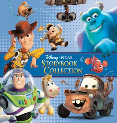 Disney Pixar Storybook Collection - Disney Press (Creator)