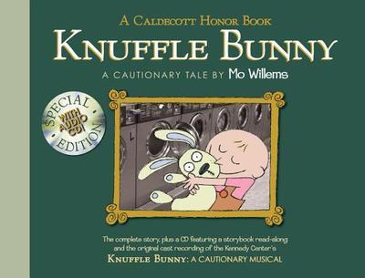 Knuffle Bunny: A Cautionary Tale -