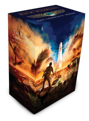 The Kane Chronicles: The Complete Series - Riordan, Rick