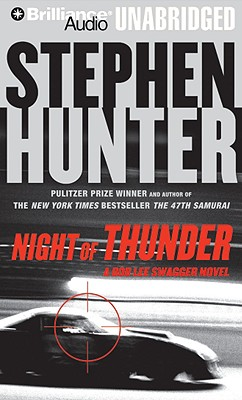 Night of Thunder - Hunter, Stephen, and Schirner, Buck (Read by)