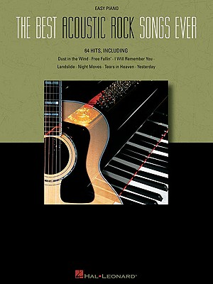 The Best Acoustic Rock Songs Ever - Hal Leonard Publishing Corporation (Creator)