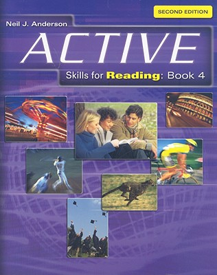 Active Skills for Reading: Book 4 - Anderson, Neil J