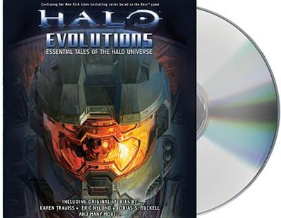 Halo: Evolutions: Essential Tales of the Halo Universe - Traviss, Karen, and Nylund, Eric S, and Buckell, Tobias S
