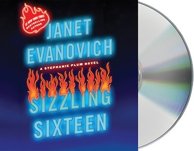Sizzling Sixteen - Evanovich, Janet, and King, Lorelei (Read by)