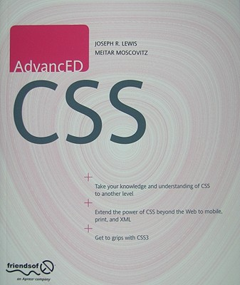 AdvancED CSS - Lewis, Joe, and Moscovitz, Meitar