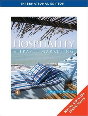 Hospitality and Travel Marketing - Morrison, Alastair M.