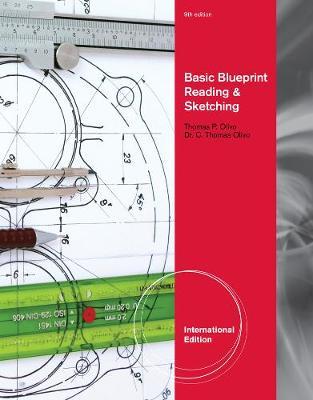 Basic Blueprint Reading and Sketching - Olivo, Christiane, and Olivo, C.Thomas