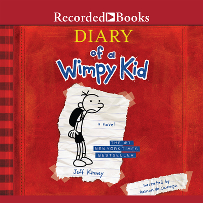 Diary of a Wimpy Kid - Kinney, Jeff, and de Ocampo, Ramon (Narrator)