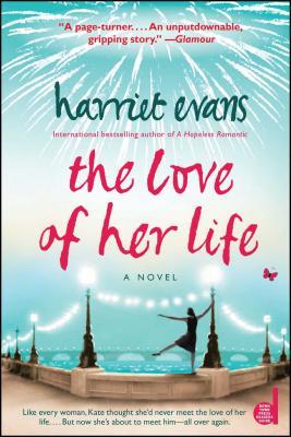 The Love of Her Life - Evans, Harriet