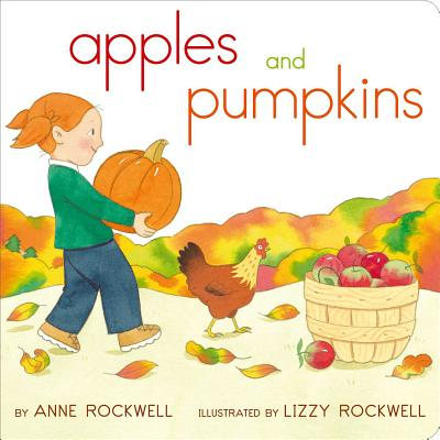 Apples and Pumpkins - Rockwell, Anne