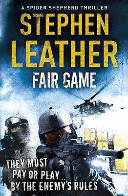 Fair Game - Leather, Stephen