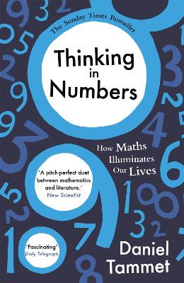 Thinking in Numbers: How Maths Illuminates Our Lives - Tammet, Daniel