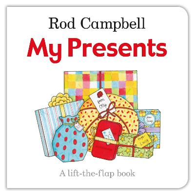 My Presents - Campbell, Rod