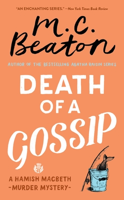 Death of a Gossip - Beaton, M C