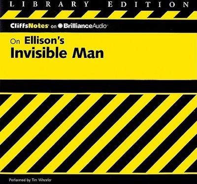 Invisible Man - Washington, Durthy A, and Wheeler, Tim (Read by)