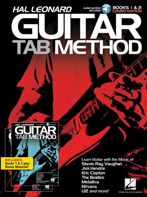 Hal Leonard Guitar Tab Method, Books 1 & 2 - Schroedl, Jeff