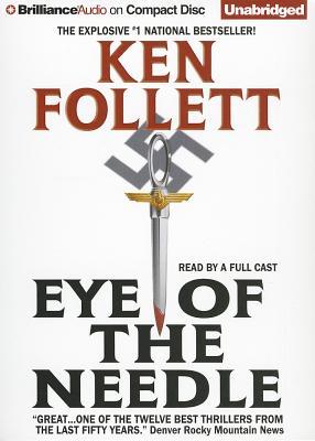 Eye of the Needle - Follett, Ken, and Unspecified (Read by)