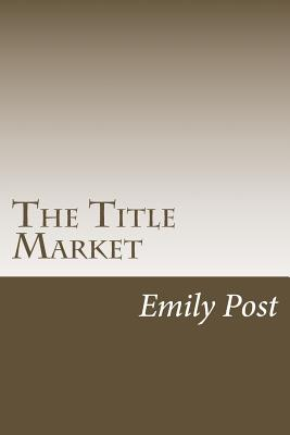 The Title Market - Post, Emily