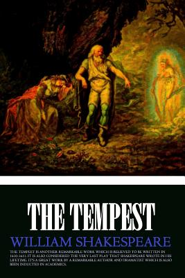 The Tempest - Shakespeare, William