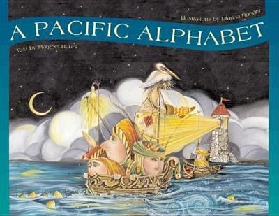 A Pacific Alphabet - Ruurs, Margriet