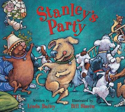 Stanley's Party - Bailey, Linda