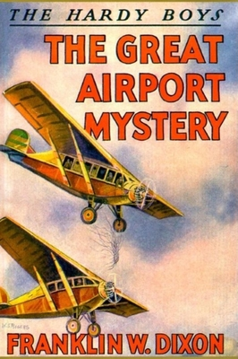Great Airport Mystery - Dixon, Franklin W