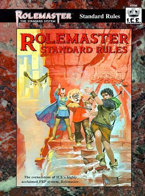 Rolemaster Standard Rules - Charlton, Coleman (Designer), and Marvin, Steve (Designer), and Fenlon, Pete (Designer)