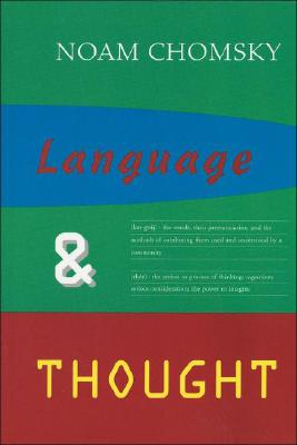 Language & Thought - Chomsky, Noam