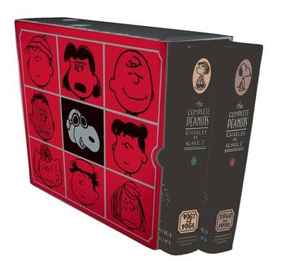 The Complete Peanuts 1967-1970 Set - Schulz, Charles M