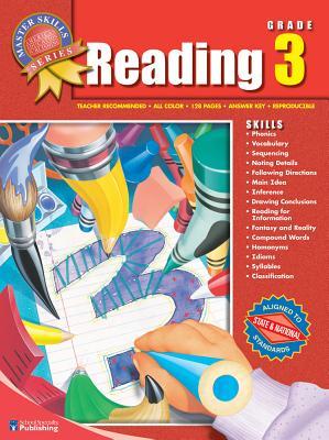 Reading, Grade 3 - Gerber, Carole, and School Specialty Publishing, and Carson-Dellosa Publishing