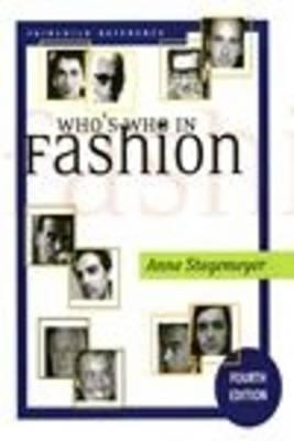 Who's Who in Fashion - Stegemeyer, Anne