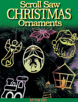 Scroll Saw Christmas Ornaments Over 200 Patterns Download