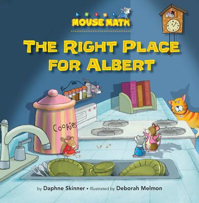 The Right Place for Albert - Skinner, Daphne