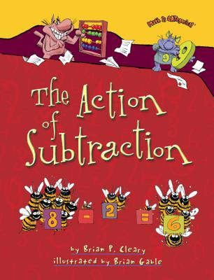 The Action of Subtraction - Cleary, Brian P