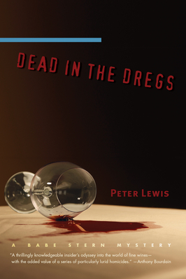 Dead in the Dregs - Lewis, Peter