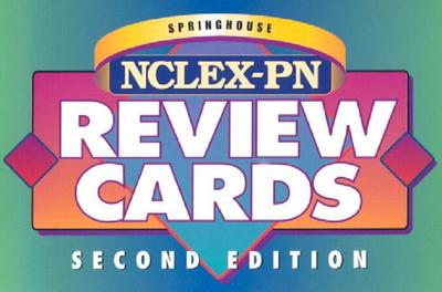 NCLEX-PN Review Cards - Springhouse Publishing, and Springhouse