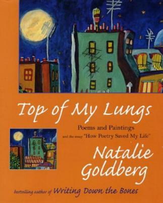 Top of My Lungs - Goldberg, Natalie