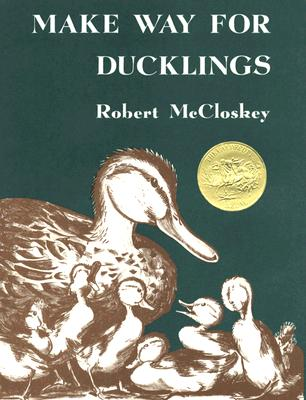 Make Way for Ducklings - McCloskey, Robert, and Clark, Barrett (Read by)