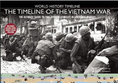 The Timeline of the Vietnam War: The Ultimate Guide to This Divisive Conflict in American History - Dougherty, Kevin, and Stewart, Jason, Psyd