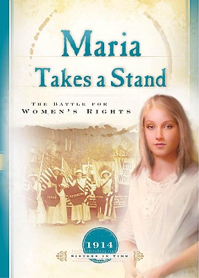 Maria Takes a Stand - Lutz, Norma Jean