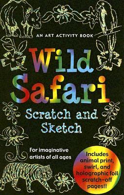 Scratch & Sketch Wild Safari - Zschock, Heather