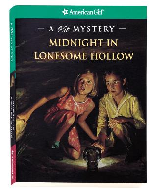 Midnight in Lonesome Hollow: A Kit Mystery - Ernst, Kathleen