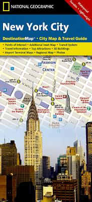 New York City - Rand McNally, and National Geographic Maps