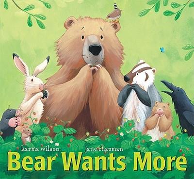 Bear Wants More - Wilson, Karma