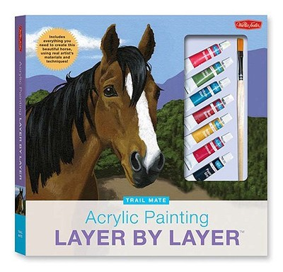 Trail Mate Kit: Acrylic Painting Layer by Layer - Walter Foster Publishing (Creator)